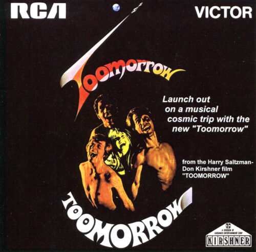 Toomorrow Soundtrack